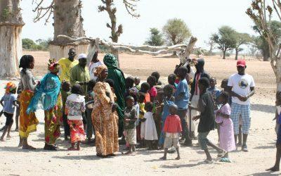 Auch in Zeiten von Corona helfen wir den Menschen im Senegal
