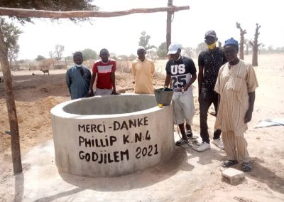 Neue Brunnen im Senegal