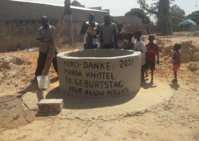 Brunnenbau im Senegal - Wasserversorgung für die Menschen