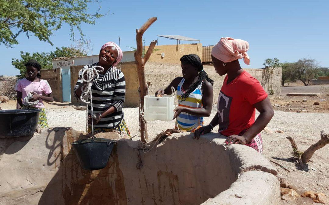 Wasser für die Menschen im Senegal