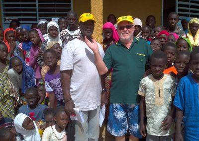 Entwicklungshilfe im Senegal - Werner Dienst aus Stade