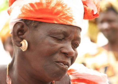 Senegalesische Frau