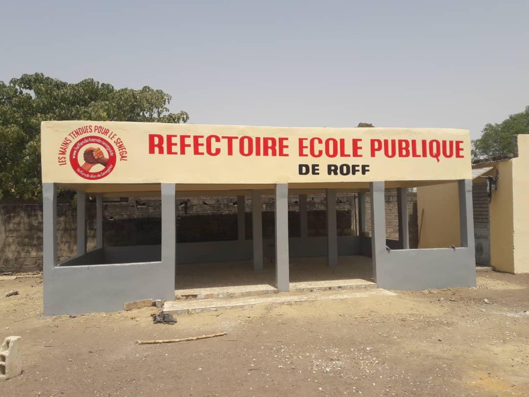 Schule in Rôff