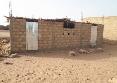 Schulsanierung und Neubau der Schule in Dokh Diosmone