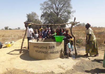 Brunnenbau Senegal 2021