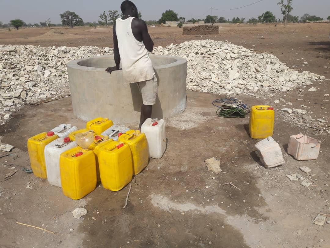 Brunnen im Senegal - Wasser für die Menschen
