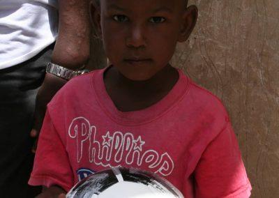 Kind im Senegal