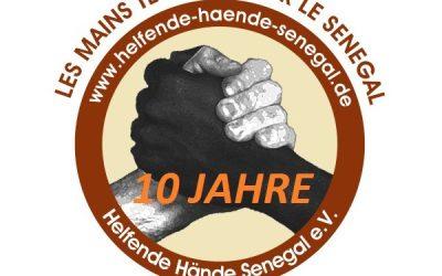 10 Jahre Helfende Hände Senegal!