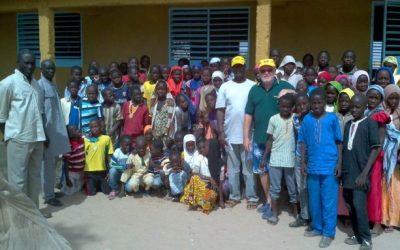 Sanierung der Schule in Louly Mbafaye abgeschlossen